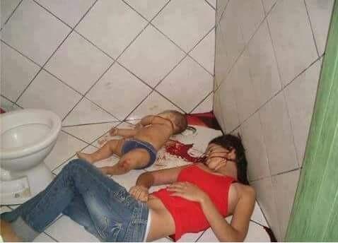 Отец убитого ребенка муж убитой жены