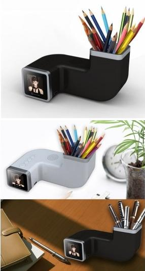 15 Creative Pen Holders And Cool Pencil Holders Part 3