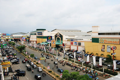 Alamat Mall Panakkukang Makassar