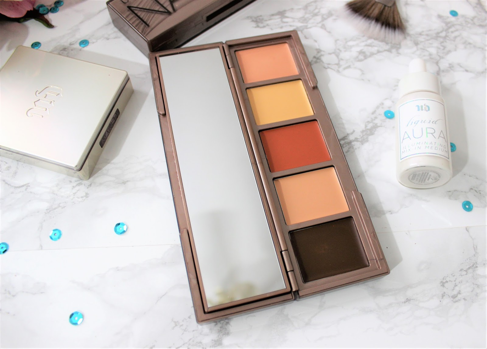 Urban Decay Naked Skin Shapeshifter Palettes  Review -6338