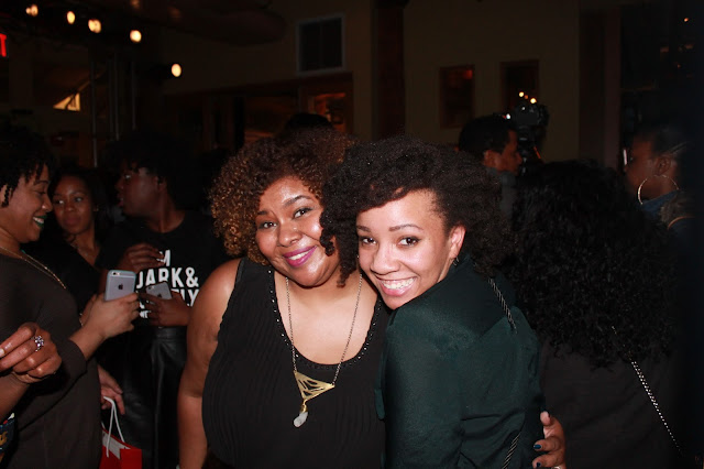 Patrice Yursik from Afrobella and Bryanda from Quirky, Brown Love