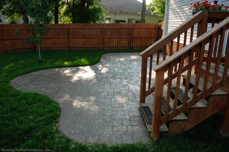Remove All Stains com: How to remove Cement Stains from pavers