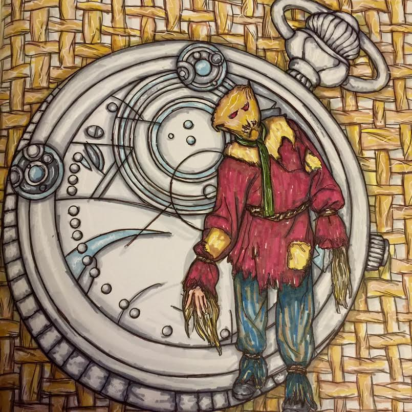 color color color and a sneak peek at the next book - Doctor Who Coloring Book