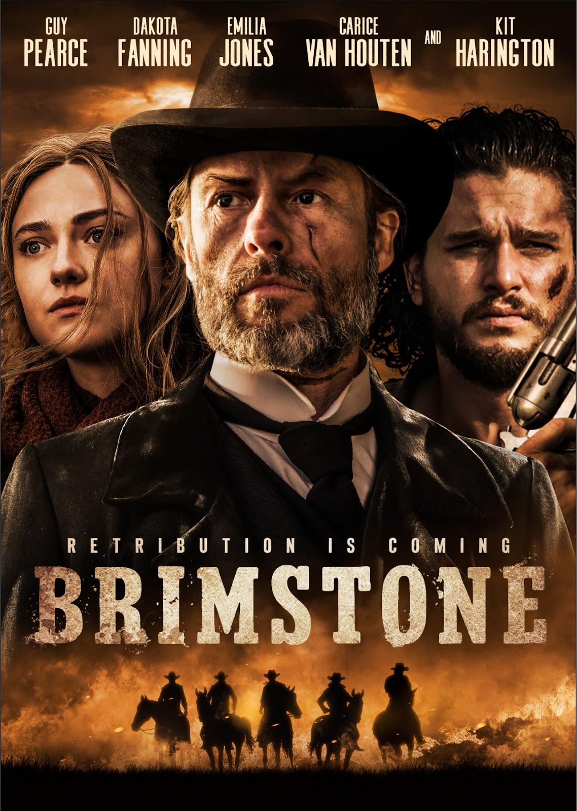 Brimstone [2016] [DVD9] [PAL] [Español]
