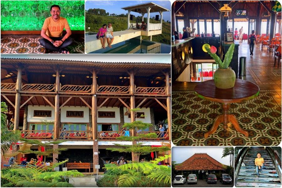 Dulang Resort & Resto Lembang Bandung