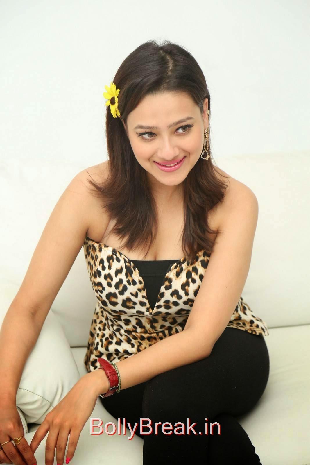 Madalasa Sarma Pics, Hot HD Images of Madalasa Sharma from Ramleela Movie Interview