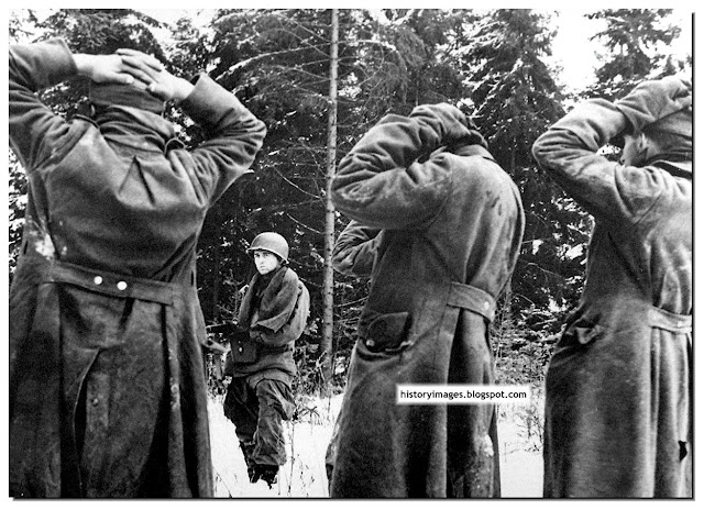 German POW ill treated American soldiers