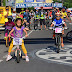 Kids join opening of Mt. Asog Extreme Mountainbike Race in Iriga City