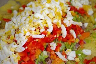 classic potato salad recipe with egg