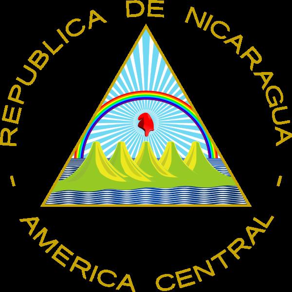 Lambang negara Nikaragua