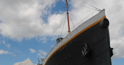 TITANIC Museum - Pigeon Forge [ATTRACTION REVIEW]