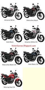 Pilihan Warna Honda Verza 150
