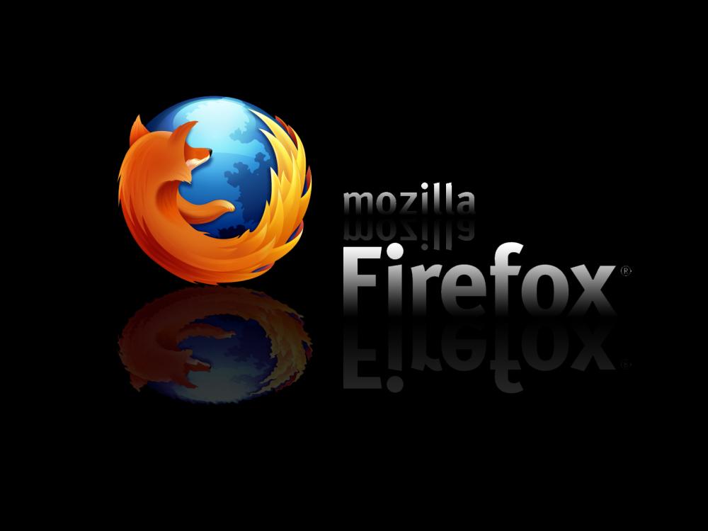 Wallpaper logo firefox keren - How to change firefox background image ...