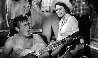 A Face In The Crowd - Andy Griffith and Patricia Neal