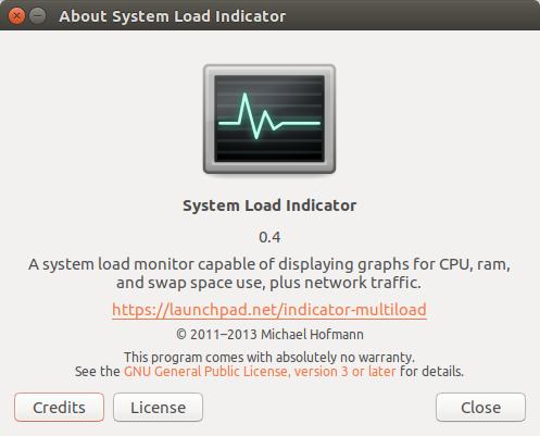 Ubuntu Buzz !: Customizing indicator-multiload in Ubuntu Unity