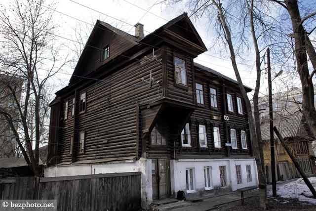 деревянный нижний новгород