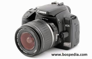 Harga dan Spesifikasi Kamera Dslr Canon 400D Terbaru 2016