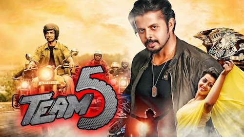 Team 5 2019 Hindi Dubbed Full Movie Download