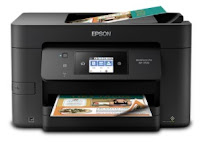 Epson WorkForce WF-3720 Driver  & Wireless Setup