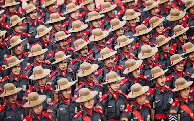 Republic Day in New Delhi