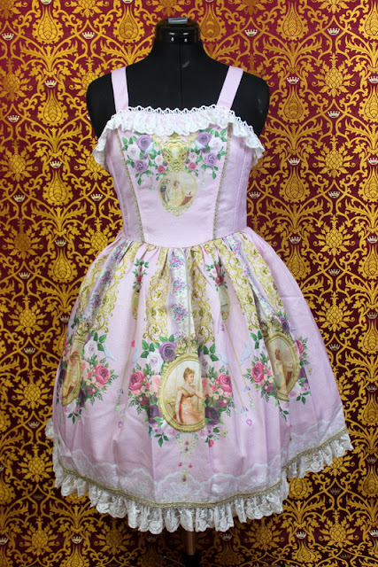 lolita fashion, lolita wardrobe, kawaii, jfashion, auris lothol, eglcommunity, the portrait of a lover, infanta