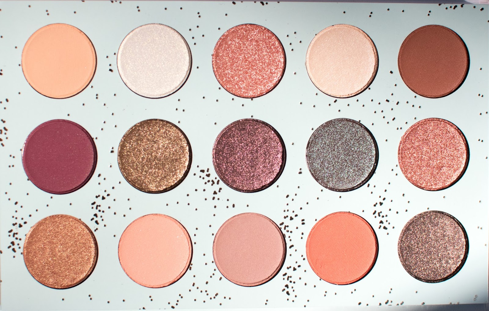 Colourpop All I See is Magic Pressed Powder Shadow Palette Colors