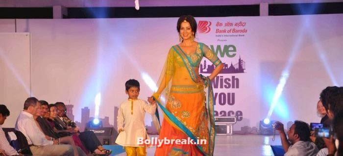 Vidya Malvade, Tv Babe Pics from Welingkar Fashion Show - Rashmi Desai, Vidya Malvade, Smita Bansal, Kritika Kamra