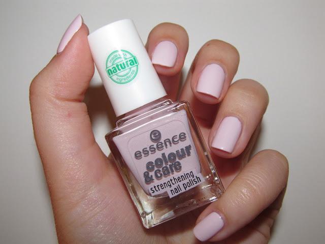 essence colour & care 03 happy nails