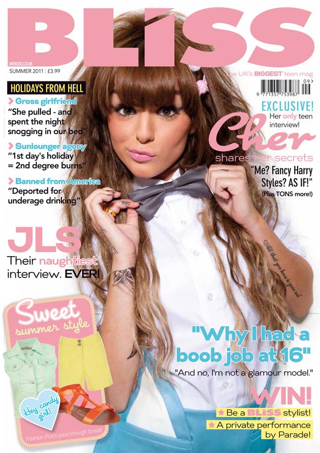 Teenage Magazine Names: Georgie Jackson-Nash Media Coursework: 5 Teenage Girl