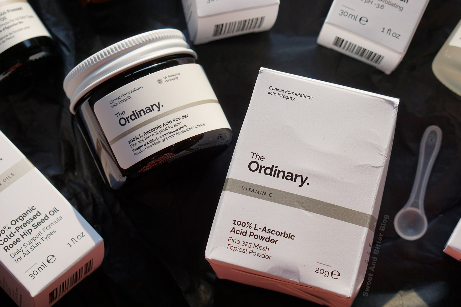 The Ordinary L Ascorbic Acid Vitamin C Powder
