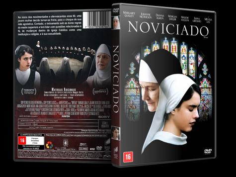Noviciado DVD Capa