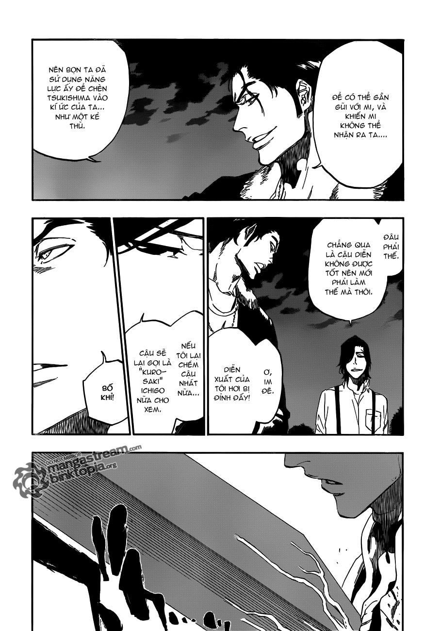 Bleach chapter 459 trang 6