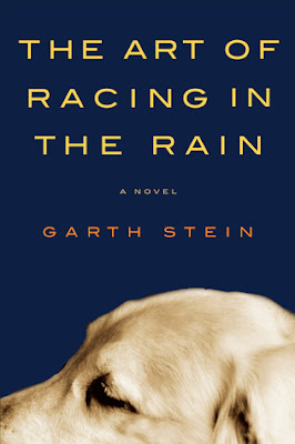 the art of racing in the rain by garth stein review