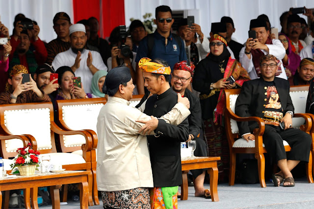 Fenomena Kiai NU di Jatim, Dulu Dukung Jokowi Sekarang Prabowo