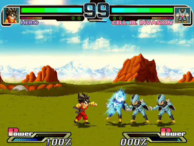 Dragon Ball Heroes MUGEN Cell Invansion