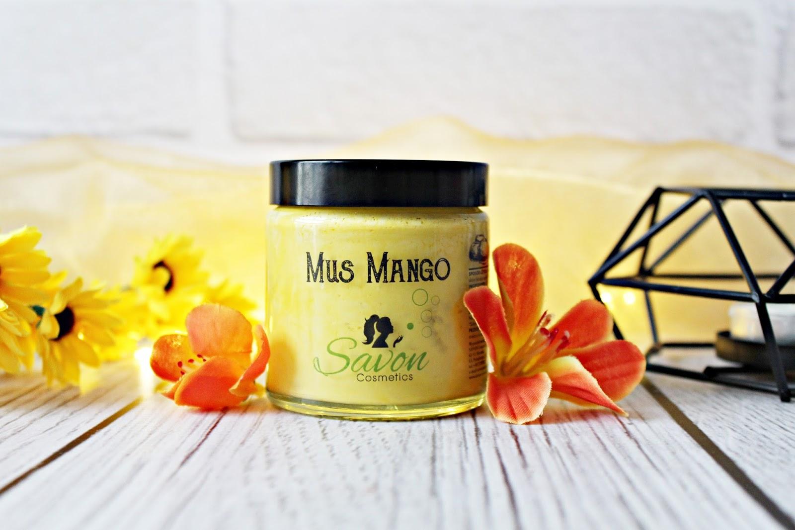 Mus mango, mydło pomidorowe i mydło kawowe - SAVON COSMETICS