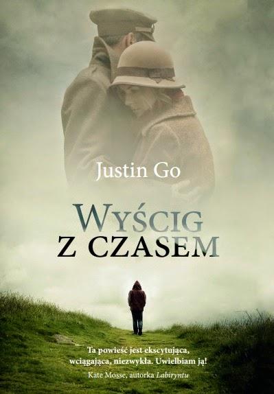 """24dc2b28b6fc0b To powieść o burzliwej miłości w czasach I wojny światowej i niezwykłej  podróży śladami przeszłości. Książka """"Wyścig z czasem"""" Justina Go już 18  marca trafi ..."""