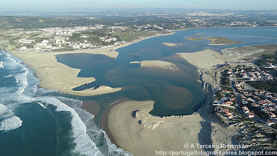 Lagoa de Óbidos - Praia da Foz do Arelho