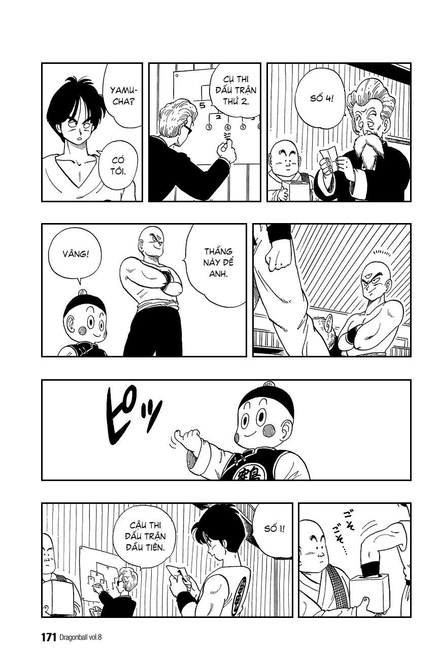 Dragon Ball chap 116 trang 5