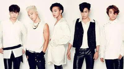 Lagu BIG BANG Terbaru Full Album 2017