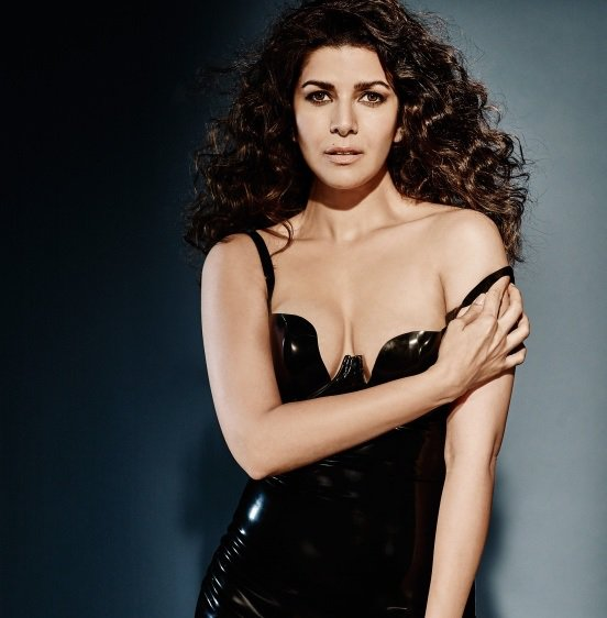 Actress Nimrat Kaur hot