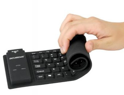 Freekey teclado inalámbrico flexible