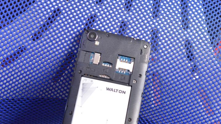 Primo GF6 Battery এলইডি ফ্ল্যাশযুক্ত ৫ মেগাপিক্সেল ফ্রন্ট ক্যামেরার Walton Primo GF6 এর হ্যান্ডস-অন রিভিউ