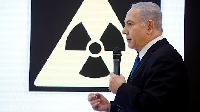 """Netanyahu: """"Tenemos media tonelada de pruebas del programa secreto de armamento nuclear de Irán"""""""