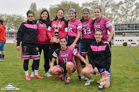 FLAG FOOTBALL - Women's Flag Bowl 2018: Las Foxes 82 se mantienen imparable un año más