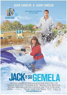 Cartel: Jack y su gemela (2011)