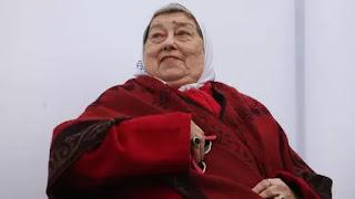 La ministra de Seguridad se refirió al exabrupto de la líder de Madres de Plaza de Mayo