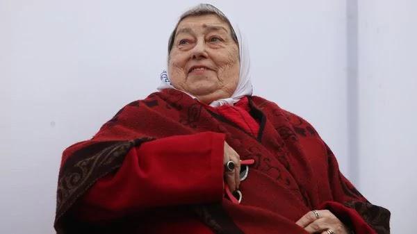 HEBE DIJO HUEVÓN AL PRESIDENTE Y BORRACHA A BULRICH