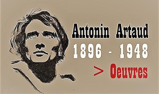 Antonin Artaud, écrivain et poète français.