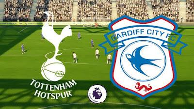 Tottenham vs Cardiff